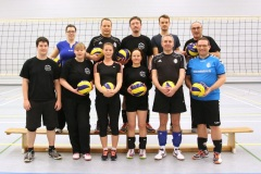 Volleyball Mixed Donnerstagsgruppe