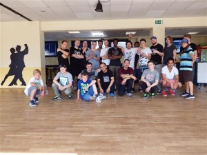 Breakin´Workshop 25.05.14 (Klein)
